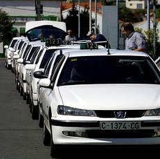La Policía Nacional detiene a la estafadora de taxistas en Santiago