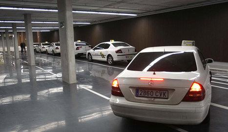 Las ayudas al sector del taxi de Navarra estarán dentro de las medidas globales para autónomos