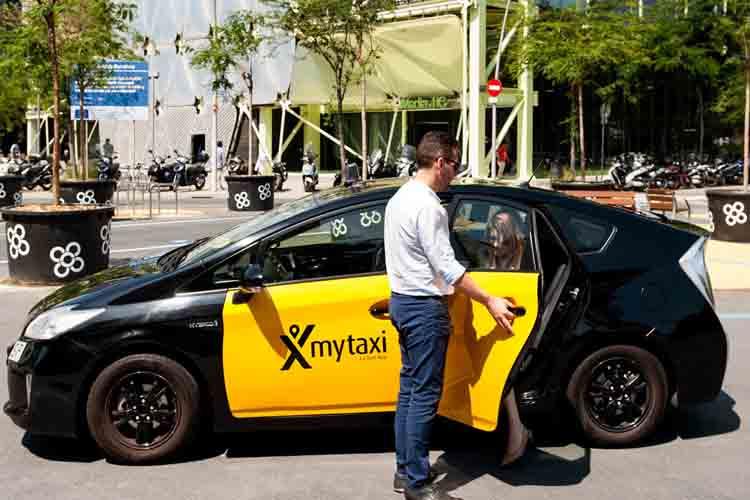 MyTaxi cambia de nombre y elimina la palabra Taxi - Timis Local News
